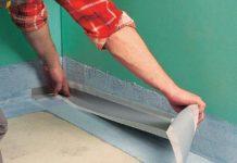 гидроизоляция пола под плитку