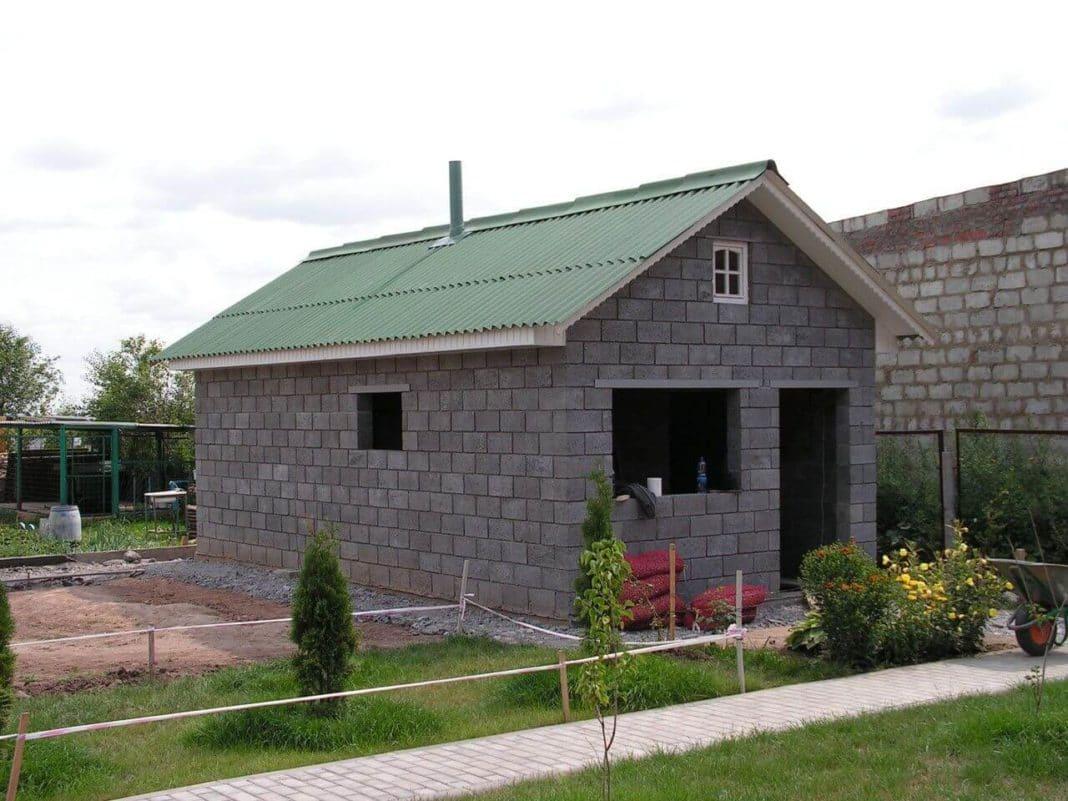 дом из шлакоблоков плюсы и минусы