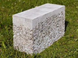 Арболитовые блоки своими руками в домашних условиях