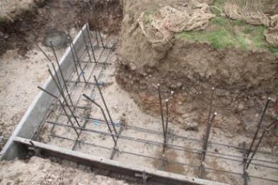 Строительство фундамента на песке своими руками