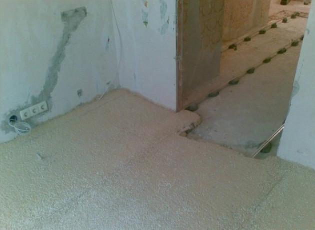 Особенности устройства бетонного основания