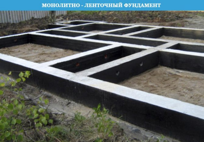 Мелкозаглубленный ленточный фундамент на пучинистых грунтах: особенности и преимущества