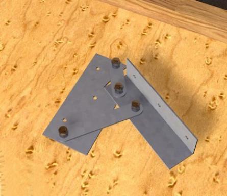 Изготовление и монтаж складной лестницы с люком на чердак