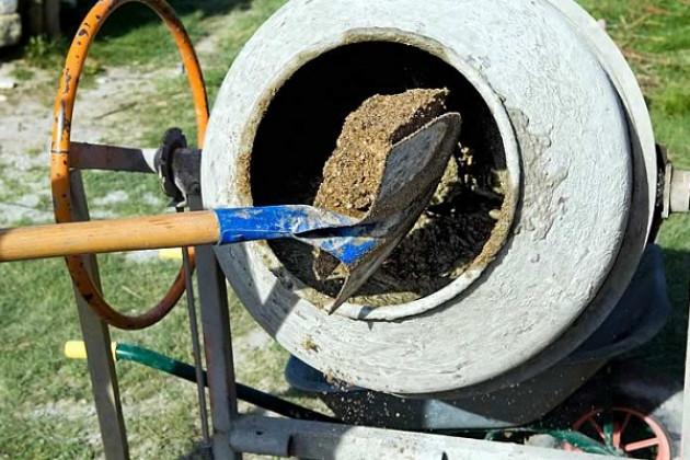 Пропорции цемента и песка для заливки фундамента