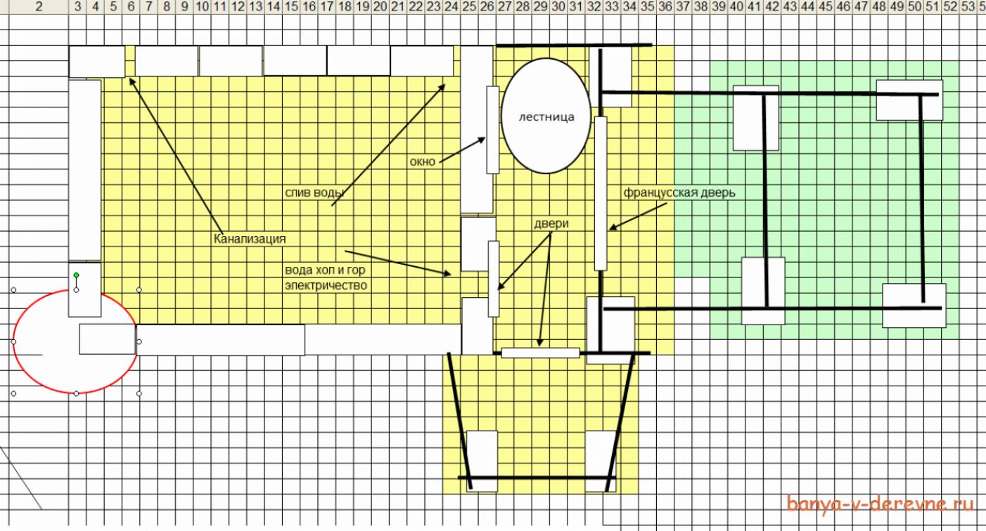 Фундамент из блоков под баню – советы по самостоятельному строительству