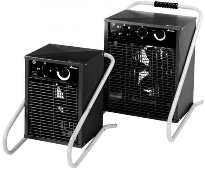 Тепловентиляторы