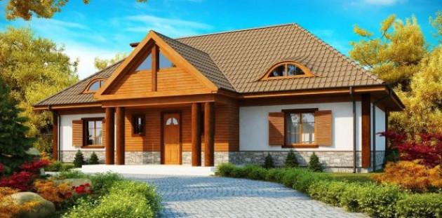 Примеры проектов домов