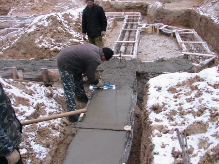 Расчет материалов для самостоятельного изготовления бетона