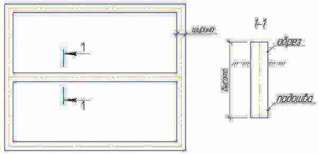 Какие элементы входят в состав плиточного монолитного фундамента?