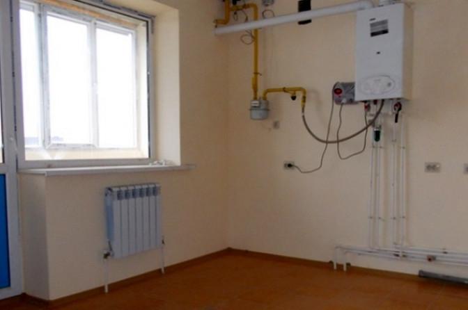 Некоторые нюансы проведения монтажных работ по установке автономной системы отопления квартиры