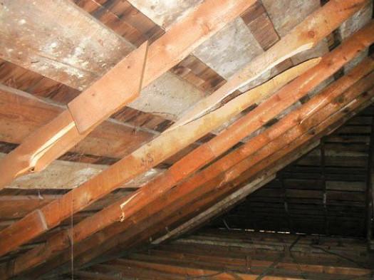 Как укрепить правильно и надёжно – правила усиления конструкции крыши