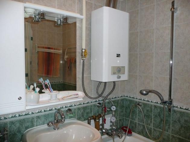 Основные виды водонагревателей