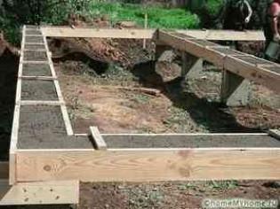 Где лучше использовать фундамент на столбах
