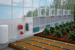 Центральное отопление – паровой и водяной контур