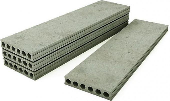 Классификация плит перекрытия