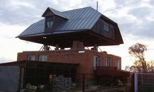 Полувальмовая датская крыша: европейские традиции