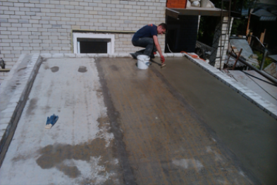 Гидроизоляция плит перекрытий в Москве по доступной цене