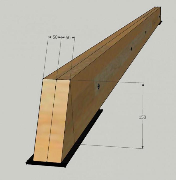 Существует несколько разновидностей крыши с четырьмя скатами: