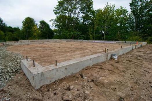 Расчет нужного количество бетона