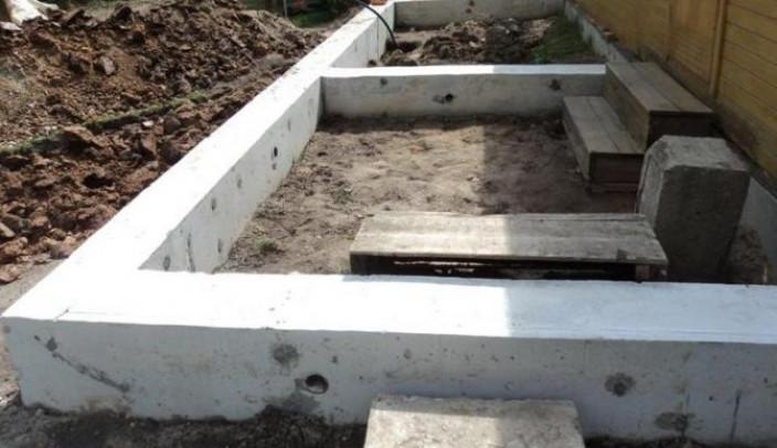 Фундамент пристройки к дому своими руками