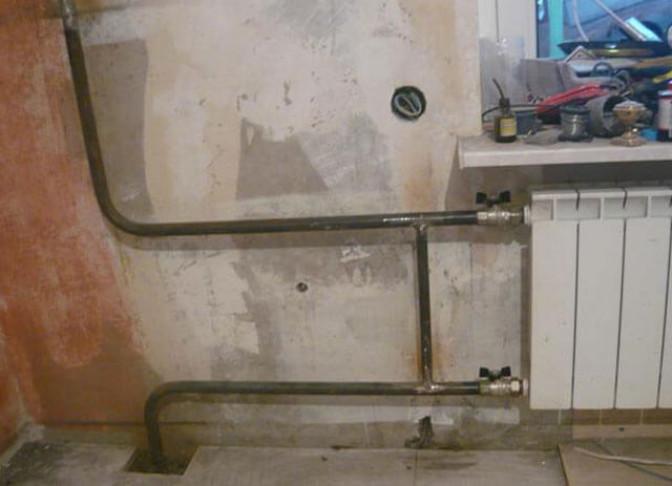 Недостатки черных стальных отопительных труб
