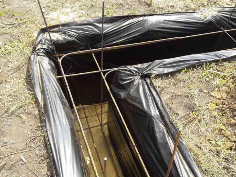 Как подготовить грунт под фундамент?
