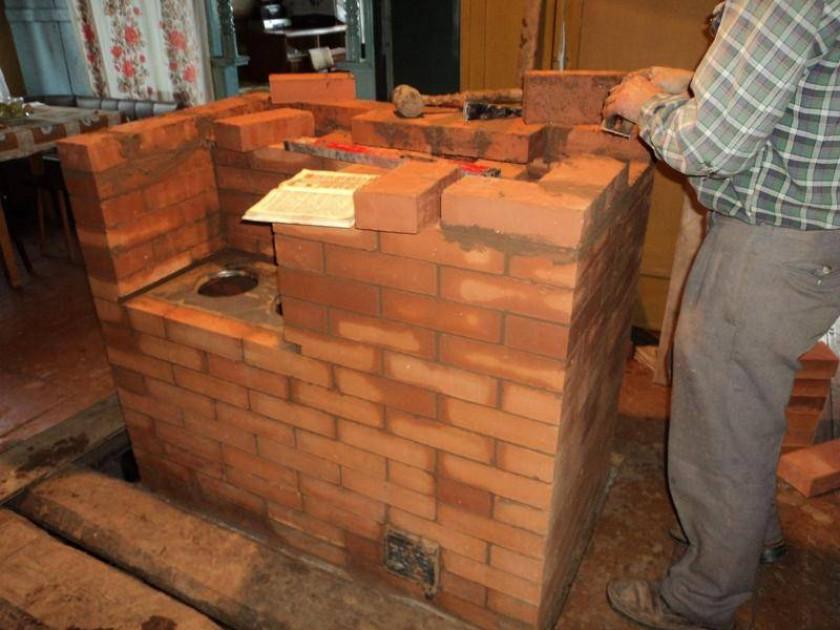 Кладка кирпича — пошаговая инструкция