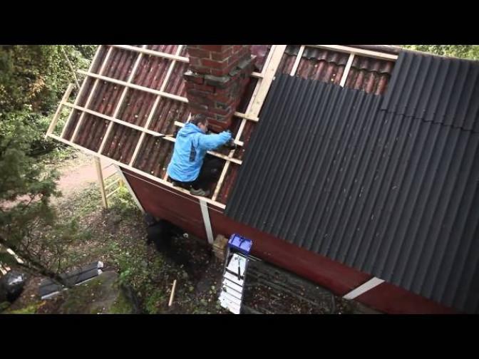 Как подготовить крышу