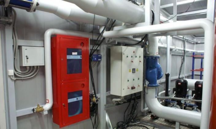 Нормы проектов газовых котельных