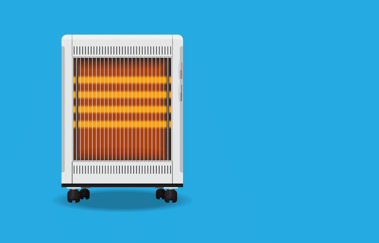 КПД основных видов обогревателей для дома