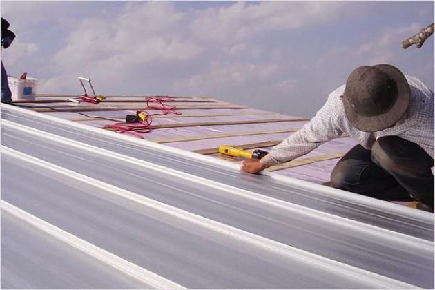 Пошаговая инструкция перекрытия крыши своими руками