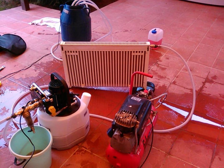 Для чего нужна промывка отопления в доме