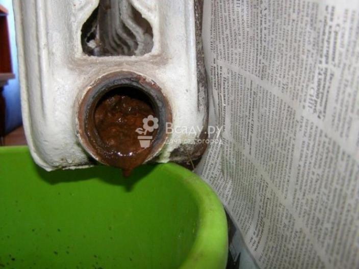 Зачем промывать отопительную систему
