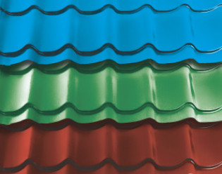 Виды металлочерепицы для крыши