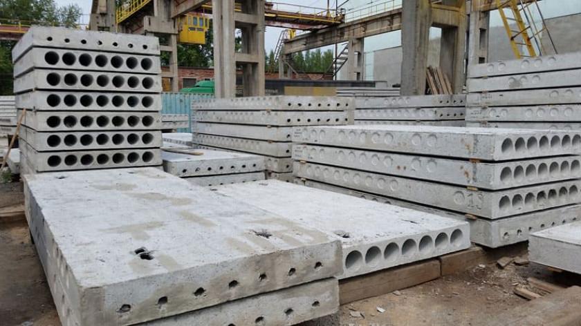 Основные виды плит перекрытия, их технические характеристики и размеры