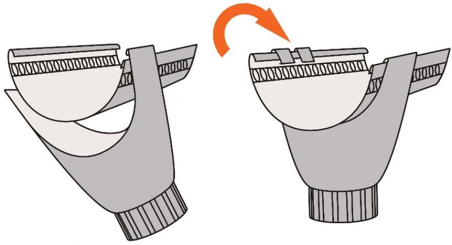 Как правильно установить водостоки на крыше в зависимости от типа кровли