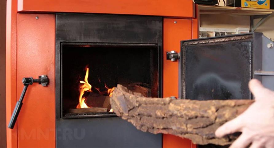 Принцип работы: почему дрова сгорают не все сразу
