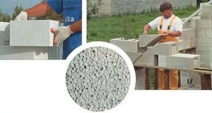 Технология изготовления газоблоков
