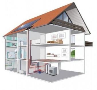 Проектирование системы отопления частного дома