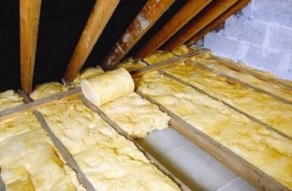 Как правильно утеплить пол чердака минеральной ватой