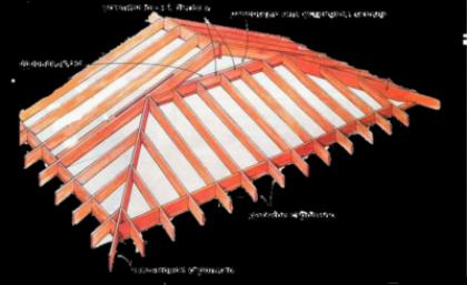Вальмовая крыша своими руками: пошаговая инструкция