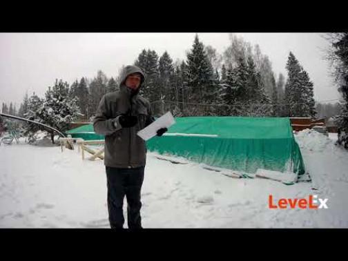 Какие виды фундаментов заливают в зимнее время