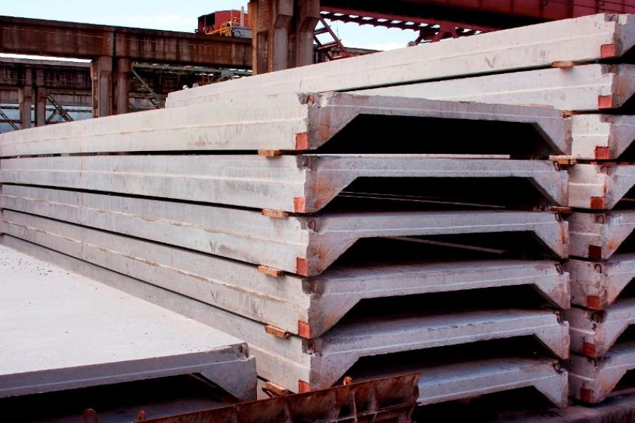 Что собой представляют бетонные плиты: цена на основные типы изделий
