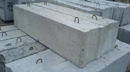 Блочный фундамент для жилого дома
