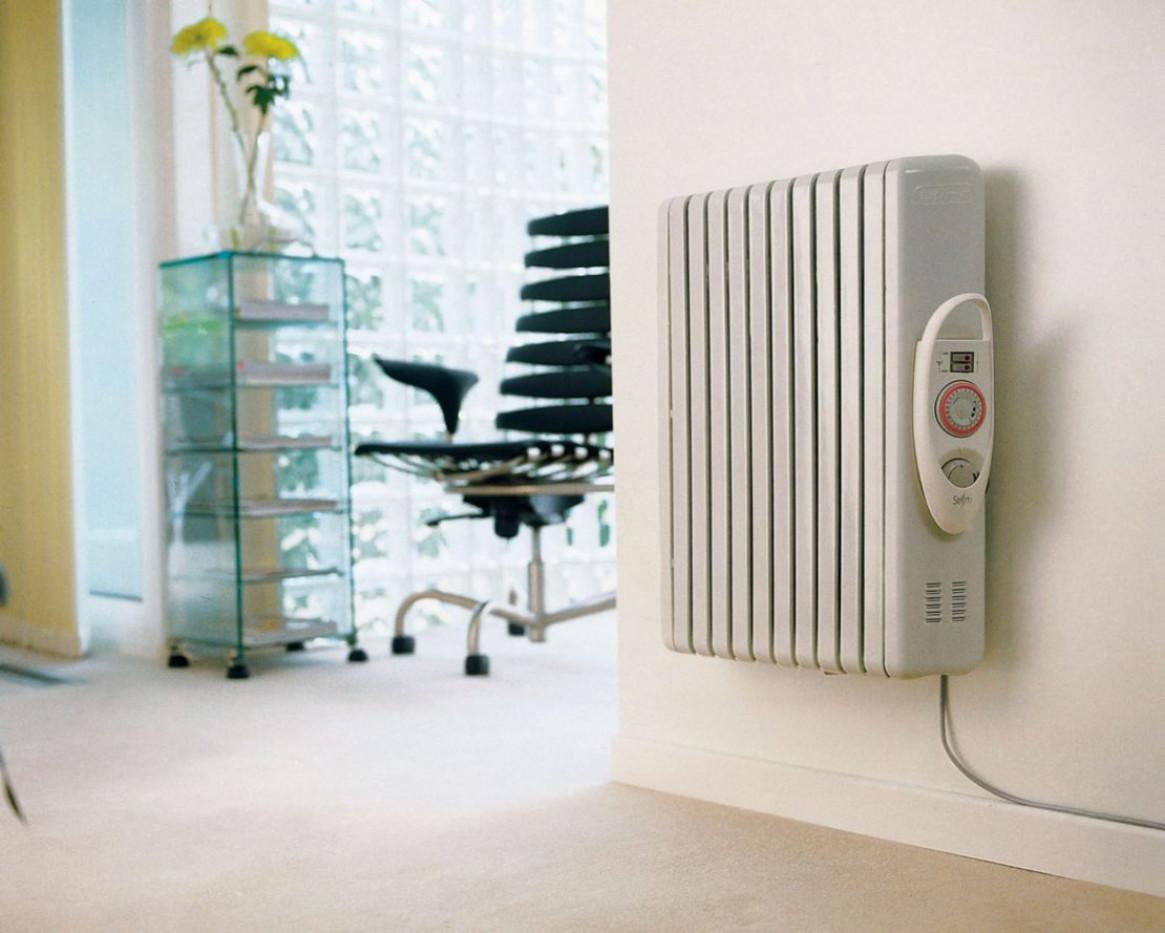 Плюсы электрообогревателей