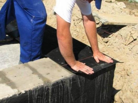 Виды гидроизоляции, дополнительные меры по защите от грунтовых вод