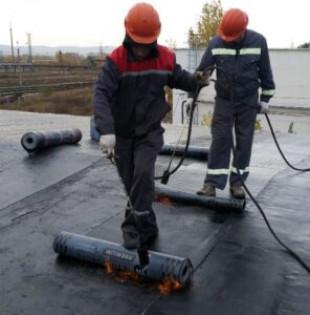 Методы гидроизоляции кровли гаража