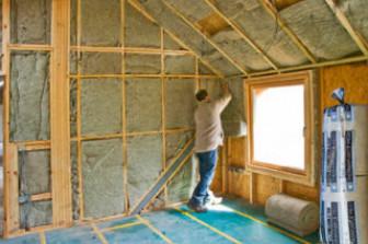 Процесс возведения самого дома