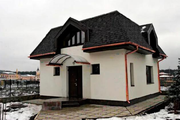 Виды четырехскатных крыш