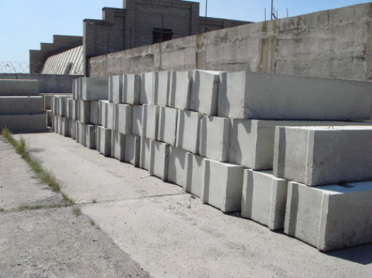 Главные особенности бетонных блоков